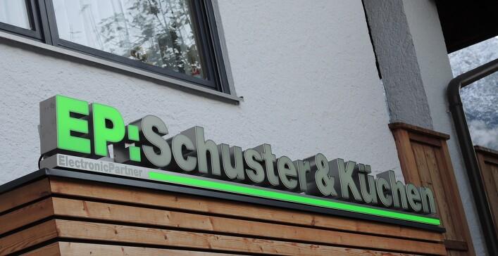 EP Schuster & Küchen Küchen in Mittenwald bei Garmisch